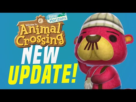 HUGE Update + NEW Features Coming To Animal Crossing New Horizons! Swimming! (Switch Summer Update)