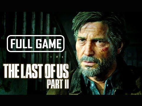 The Last of Us Part 2 Long Walkthrough Part 1 - No Commentary (1/2)