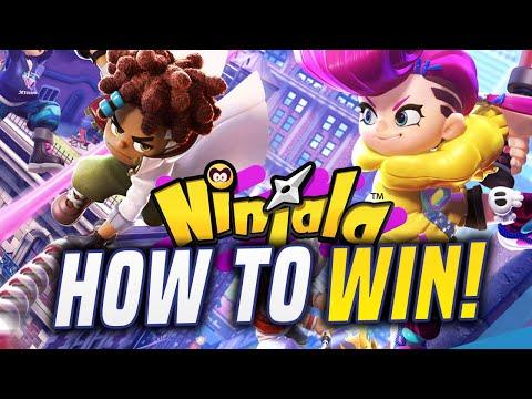 Ninjala HOW To Win... A Beginner's Guide!