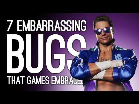 7 Embarrassing Bugs Games Embraced with Excellent Results