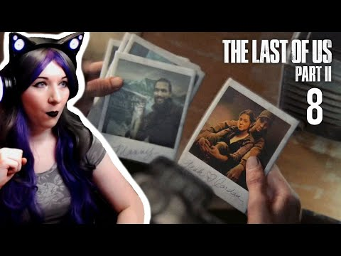 Catching Up With Leah! - The Last Of Us Part 2 Let's Play Walkthrough Part 8
