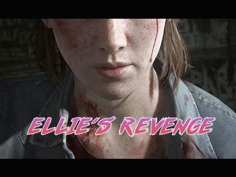 ELLIE'S REVENGE VS. WLF - All Scenes in The Last of Us Part 2 (4K PS4 Pro Gameplay)