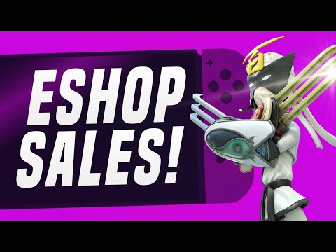 GREAT Nintendo Switch eShop Games Sale Available RIGHT NOW!  (Cheap Switch Games)