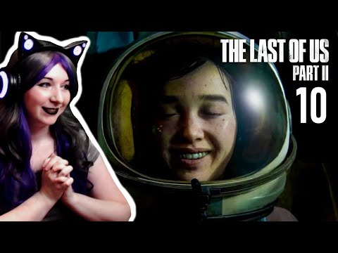 Birthday Trip With Joel And Ellie! - The Last Of Us Part 2 Let's Play Walkthrough Part 10