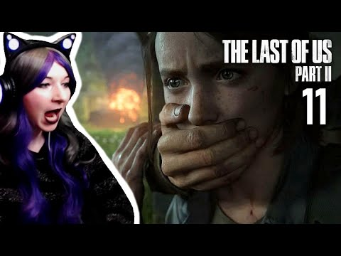 What The Hell Are You Doing Here?! - The Last Of Us Part 2 Let's Play Walkthrough Part 11