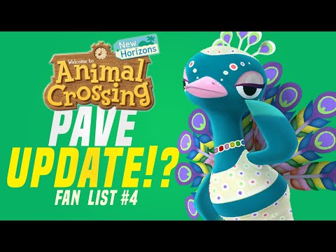 NEW Updates + Features Coming To Animal Crossing New Horizons FANS WANT #4 (Switch Update)