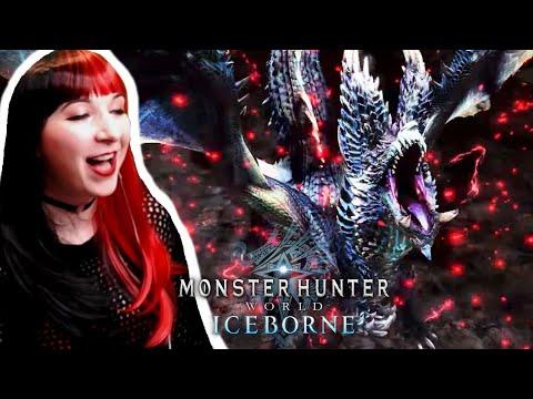 Alatreon & Frostfang Barioth REACTION -  Monster Hunter World: Iceborne Developer Diary 6 REACTION