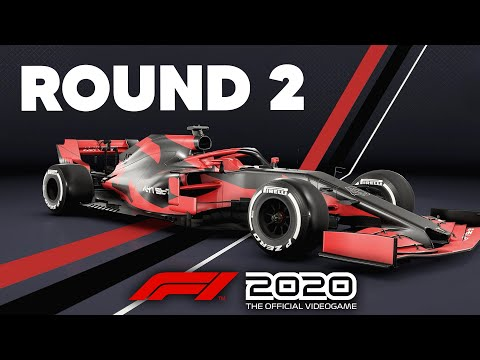 F1 2020 MY TEAM CAREER MODE Gameplay Walkthrough - ROUND 2 - Driver of the Day & Mistakes