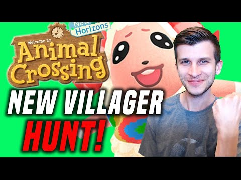 NEW VILLAGER HUNTING! Animal Crossing New Features and NEW Islands! (New Horizons Tips!)