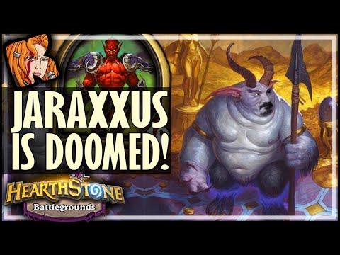 JARAXXUS IS DOOMED! - Hearthstone Battlegrounds