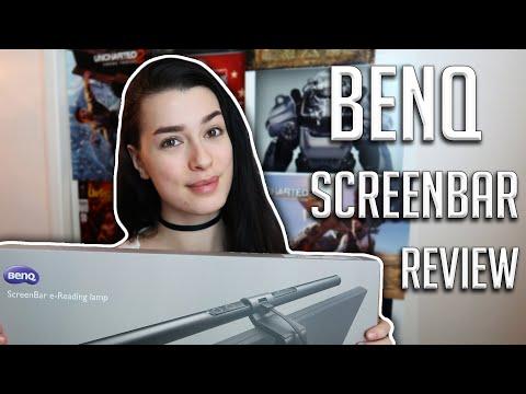 BenQ Screenbar E-Reading Lamp | Review