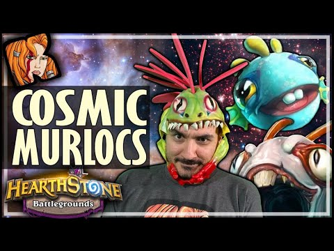 THESE MURLOCS ARE FROM SPACE! - Hearthstone Battlegrounds