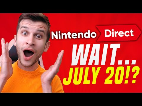 HUGE LEAKS For Nintendo Direct July 2020 Date?! (Switch Rumor / News)