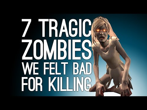 7 Tragic Zombies We Felt Bad for Killing