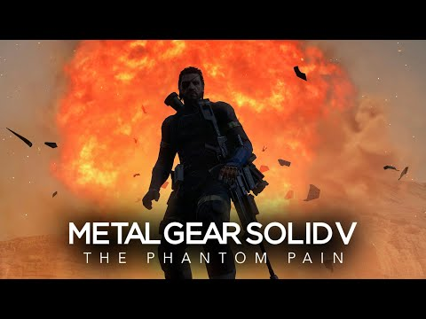 METAL GEAR SOLID V Perfect Stealth - EP9: Backup, Back Down (All Tasks, S Rank)