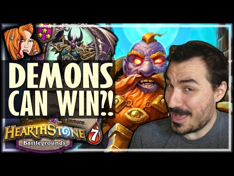 ONLY ONE JUGGLER NEEDED FOR THIS! - Hearthstone Battlegrounds