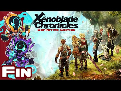 Attack and Dethrone God - Let's Play Xenoblade Chronicles: Definitive Edition - Part 37 - Finale