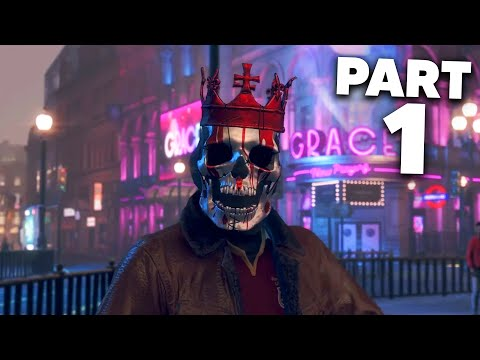 WATCH DOGS LEGION Early Gameplay Walkthrough Part 1 - LONDON