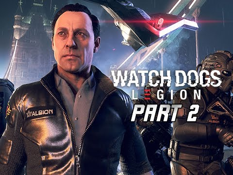 WATCH DOGS LEGIONS Walkthrough Part 2 - Main Villain
