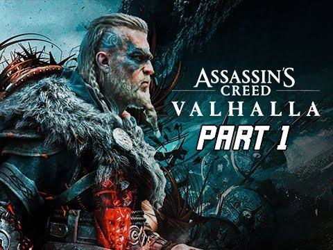 ASSASSIN'S CREED VALHALLA Walkthrough Part 1 - 1 Hour Early Gameplay