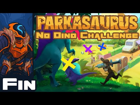 The Secret Is In The Clocks - Let's Play Parkasaurus [No Dino Challenge] - PC Gameplay Part 4