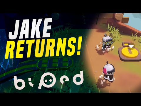 FUNNY BUT EPIC Switch Gameplay! BIPED Switch CO-OP and JAKE IS BACK!