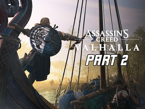 ASSASSIN'S CREED VALHALLA Walkthrough Part 2 -