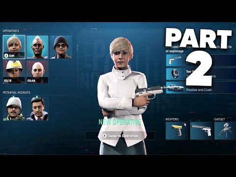 WATCH DOGS LEGION Early Gameplay Walkthrough Part 2 - RECRUITING A SPY