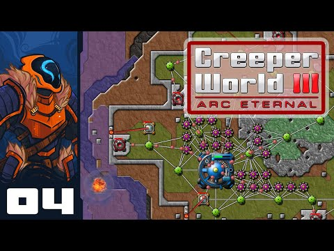 Hold The Line! - Let's Play Creeper World 3: Arc Eternal - Part 4