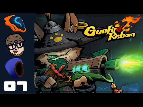 We're Getting Boxed In! - Let's Play Gunfire Reborn [Co-Op with @Retromation  & @Olexa] - Part 7