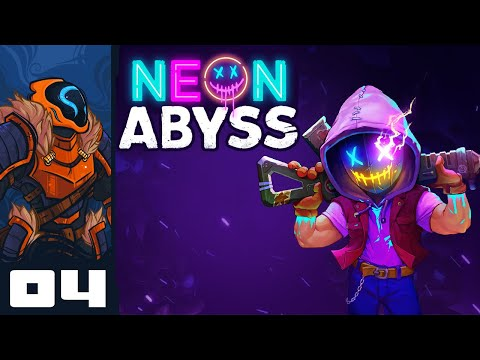 Popcorn's Blast Radius Is Too Dang Large! - Let's Play Neon Abyss - PC Gameplay Part 4