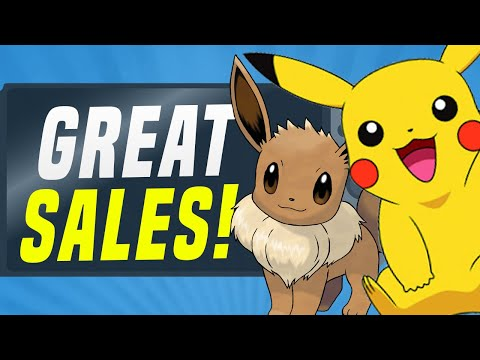 BIG Nintendo Switch Games Sale AVAILABLE RIGHT NOW! (First Party Sales and eShop Deals!)