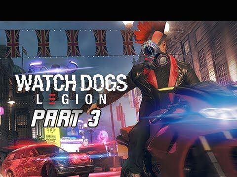 Watch Dogs Legion Walkthrough Part 3