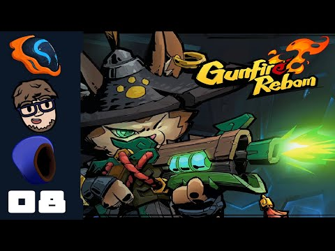 Cube Of Misfortune - Let's Play Gunfire Reborn [Co-Op with @Retromation  & @Olexa] - Part 8