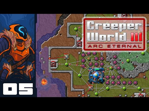 Slow Waltz To Safety - Let's Play Creeper World 3: Arc Eternal - Part 5