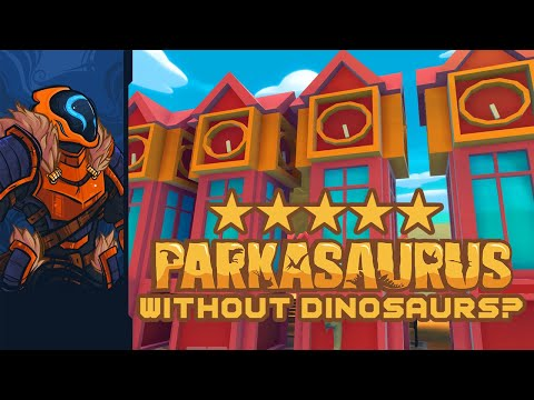 Can You Build A Five-Star Park In Parkasaurus Without A Single Dinosaur?