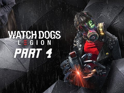 Watch Dogs Legion Walkthrough Part 4