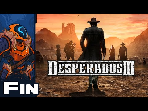 The Final Showdown - Let's Play Desperados 3 - PC Gameplay Part 27 - Finale