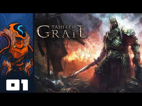 I Don't Want To Live In Avalon Anymore - Let's Play Tainted Grail: Conquest - PC Gameplay Part 1