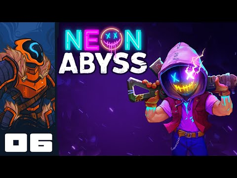 Wigglebeam Disco Party [Seizure Warning] - Let's Play Neon Abyss - PC Gameplay Part 6