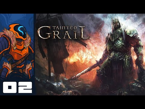 Get Mad, Play Cards - Let's Play Tainted Grail: Conquest - PC Gameplay Part 2