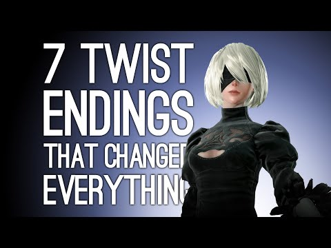 7 Games With Twist Endings That Changed Everything