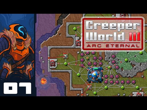 Cramped Conditions - Let's Play Creeper World 3: Arc Eternal - Part 7