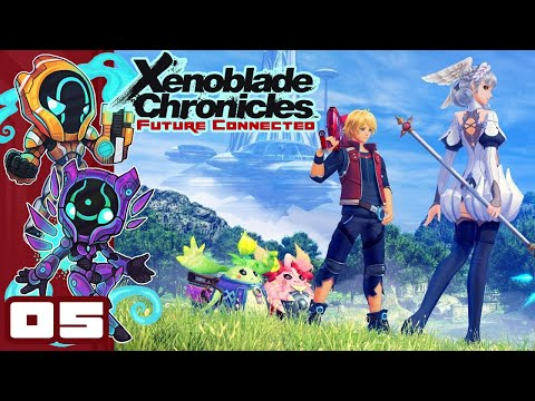 The Lizardfolk Vendetta - Let's Play Xenoblade Chronicles: Future Connected - Part 5