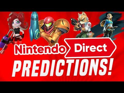 HUGE Nintendo Direct Predictions! BIG RUMORED Switch Games ft. BOTW 2, Metroid, Splatoon! (July 20)