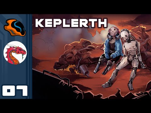 Panthers Are Just Rare Leopards - Let's Play Keplerth [Co-Op With  @Aavak ] - PC Gameplay Part 7