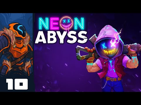 Let Me Play You The Song Of Infinite Upgrades! - Let's Play Neon Abyss - PC Gameplay Part 10