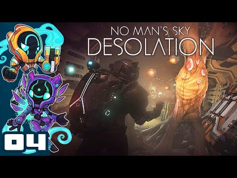Making Our New Mountainview Home! - Let's Play No Man's Sky: Desolation [Multiplayer] - Part 4