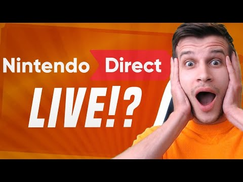 NINTENDO DIRECT LIVE - July 20, 2020 | Upcoming NEW Nintendo Switch Games Announced!?