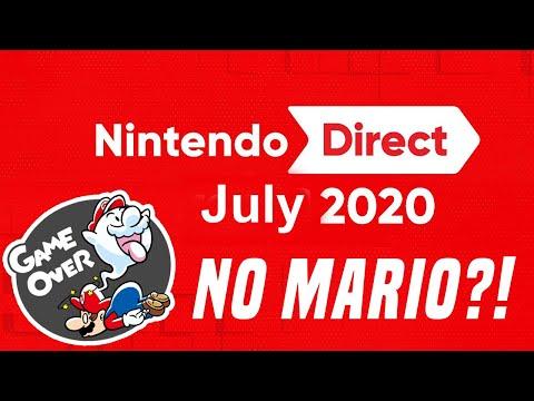 NEW Nintendo Direct OFFICIALLY CONFIRMED! But No Mario...?